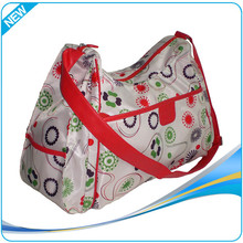 Mommy polyester changing baby travel bag