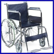 Foldable Handicapped wheelchair Manual type