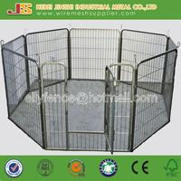 80x80cm 8 panels outdoor dog exercise playpen