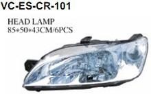 For citroen elysee 2002 headlight/fog lamp/tail light