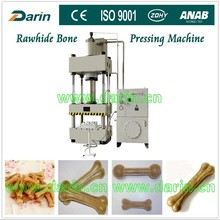 Pig Skin/Cow skin/ Rawhide Pet Chews Making Machine With Moulds Customized