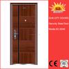 Unique steel main door designs home SC-S049