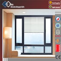 High quality cheap custom standard casement window sizes
