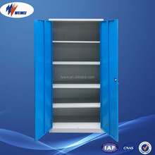 2 Swing Door Full High Knock Down Office Metal File and Storage Cabinets