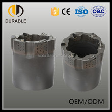 pdc core drill bit for conglomerate