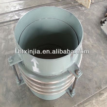 stainless steel pipe welded bellows axial compensator