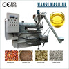New type small scale sesame oil press