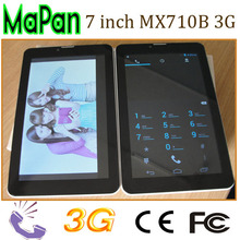7 inch dual core rugged android 4.4 tablet pc replacement screen for android tablet 3G smart mobile phone