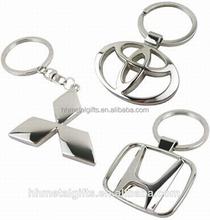 Promotion custom keychain/metal keychain