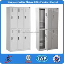 6 door metal steel file office desk modern