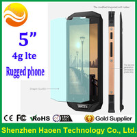 5inch rugged waterproof cell phone with android4.4 4g fdd lte 8mega camera ip67 waterproof Telefone Celular