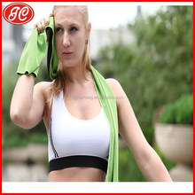 Cool Arcti-Heat Summer soft cooling towel in physical cooling method