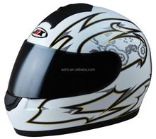 High quality Motorcycle ECE Full Face ATV helmet