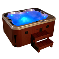 Superb Outdoor Acrylics Balboa Hot Tub Spa, Whirlpool Japan Sex Massage Spa