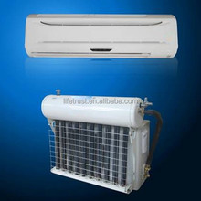 Air conditioner solar powered air conditioner