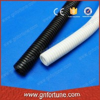 PVC PP PE PA Flexible Conduit Pipe/ Plastic Corrugated Hose
