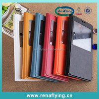 cheap mobile phone case, colorful PU leather mobile phone cover