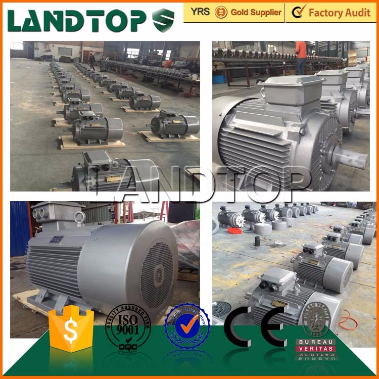Популярный китайский завод 10kw бесщеточный электрический двигатель 5 квт