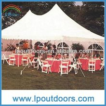 Practical pole tent--small animal tents