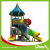 2015 New Outdoor Playground Flooring with Adventure Playgrounds Playground Slides for Sale