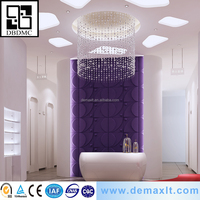 new design wall clading 3d panel for revanda decoration