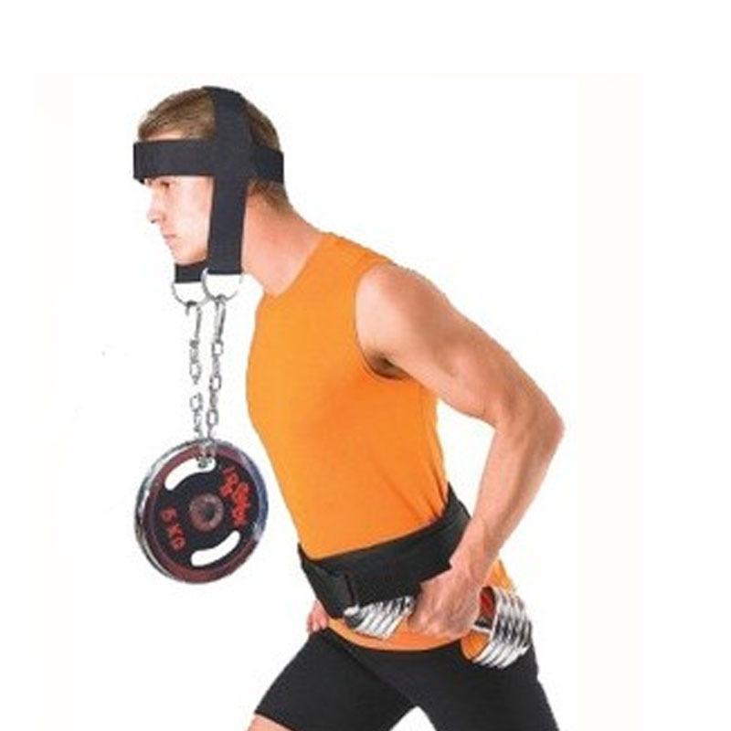 2018 Head Harness Belt Neck Weigeht Lifting Strengh Exercise Strap