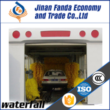 CHINA automatic used steam car wash machine system