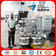 Oil press machine for extracting oil from peanut,soybean,rapeseed,sunflower seed cooking oil press machine