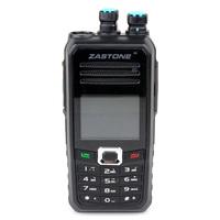 Black 400-470MHz 4W TOT SMS 16CH Commercial UHF dpmr radio Zastone DP860