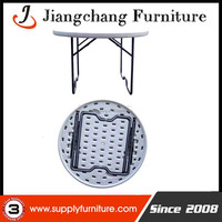 2015 Newest Small Portable Plastic Folding Table For Banquets Use JC-T40