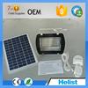 Portable solar new led flood light with 3 years warranty