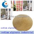 alginato de gel para impressão de tecidos e tingimento químico