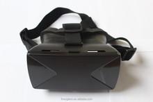 VR headset 3D Google Glass,VR 3D Plastic Edition Head Mount Virtual Reality 3D video Glasses