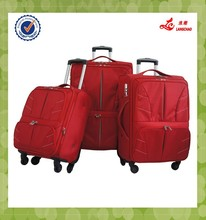 "EVA soft high quality suitcase low price luggage factory 20""24""28"" discount suitcases set china suppliers luggage"