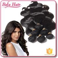 2015 New arrival hair products 18 inch brazilian hair weft 4pcs body wave 100%brazilian virgin hair