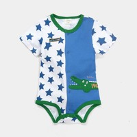 Baby organic pure cotton baby rompers bulk wholesale kids clothing