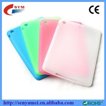 For iPad 2 3 4 Cover Case SIlicon Rubber Back Cases,For Apple Air,For Apple Mini