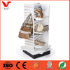Rotatable Slatwall Display Stand For Retail Store