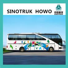 Sinotruck howo 25 seater bus