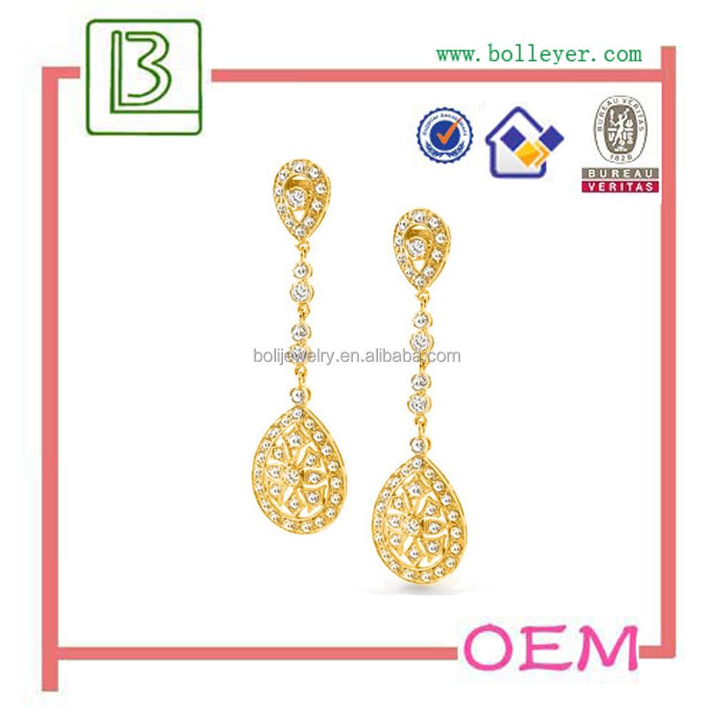 different types of earrings custom logo earrings buy
