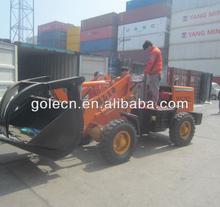 popular low price mini loader 1000kg front end loader