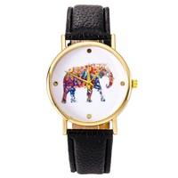 Super slim Quartz Casual Wristwatch Business women's china SINOBI Brand Genuine Leather Analog Quartz Watch Relogio