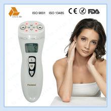 RF skin rejuvenating muscle stimulator