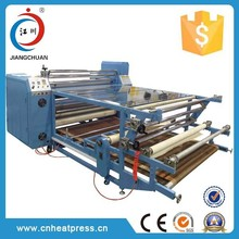 multipurpose roll to roll pieces to pieces rotary thermoprinting machine