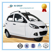 EEC approved 2014 new design use dc motor 4 doors sports electric tricycle car