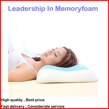 Supply all kinds of shape memory pillow,rebound pillow 1 piece