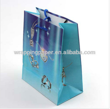 Square-Bottom Paper Gift Bags Wholesale Shopping Paper Bag