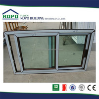Wholesale New Style Wide Varieties plastic sliding window with mosquito screen