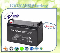 durable 12v140ah sealed lead acid battery ups battery for solar and wind system
