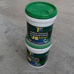 """JS""flexible polymer waterproof coating"